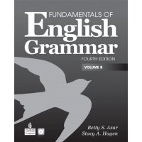 Fundamentals of English Grammar, Volume B (4th Edition) [IS