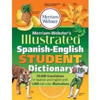 韦氏原版词典 Merriam-Websters Illustrated Spanish-English Student
