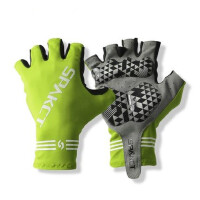 山地车骑行手套半指手套防滑减震透气自行车手套