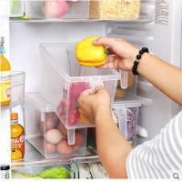 冰箱收纳盒整理箱日式水饺盒厨房塑料密封保鲜盒食物鸡蛋盒