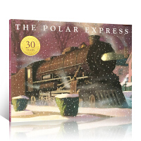 The Polar Express 极地特快(凯迪克金奖绘本,平装)ISBN9781783443338