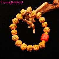 水晶密码CrystalPassWord 天然原创金刚菩提手链TGMY1Q152
