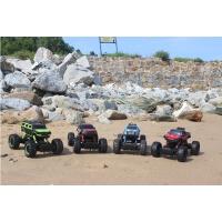 遥控车越野四驱车攀爬大脚车男孩可充电赛车儿童电动玩具汽车