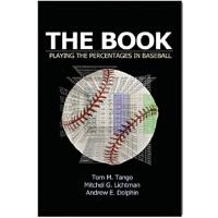 【预订】The Book: Playing the Percentages in Baseball2014年版