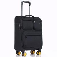 超轻万向轮行李箱28寸牛津布箱包帆布登机箱拉杆箱旅行箱24寸软箱