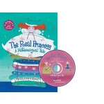 【预订】The Real Princess: A Mathemagical Tale [With CD]
