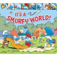 It's a Smurfy World! 9781442467095