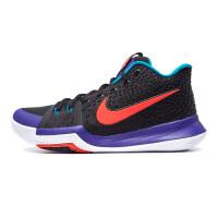 Nike耐克 男鞋 2017新款 男子欧文3代运动耐磨篮球鞋 852396-007