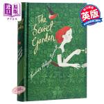 V&A收藏系列:秘密花园 英文原版 The Secret Garden Jorge Luis Borges Pengu
