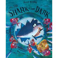 英文原版 The Shark In The Dark