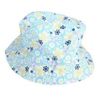 大贸商 儿童棉布盆帽 户外帽子 亲子帽 太阳帽 男童女童JB00066