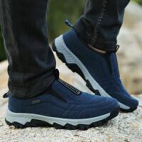春季男鞋时尚运动鞋户外鞋休闲鞋子特大码45防水鞋46号男跑步鞋47