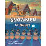 【预订】Snowmen at Night 9780803725508