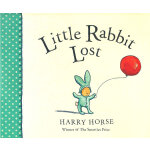 Little Rabbit Lost [Paperback] 小兔子迷路了 ISBN 9780140568516