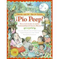 【预订】Pio Peep! Traditional Spanish Nursery Rhymes Book and C