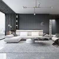 地毯客厅北欧现代简约素色茶几地毯ins轻奢风卧室床边可定制地毯 300CM×400CM【升级款 可水洗 】