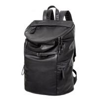 男士休闲双肩包潮流韩版男潮背包女旅行包大容量包时尚电脑包