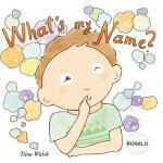 【预订】What's My Name? Ronald