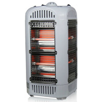 小太阳取暖器电暖炉居浴两用四面电烤火炉家用立式电暖气