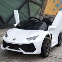 儿童电动车四轮小孩玩具车可坐人宝宝带遥控小汽车摇摆婴儿童车