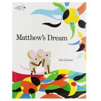 Matthew's Dream 马修的梦想 四度凯迪克奖得主李欧李奥尼Leo Lionni