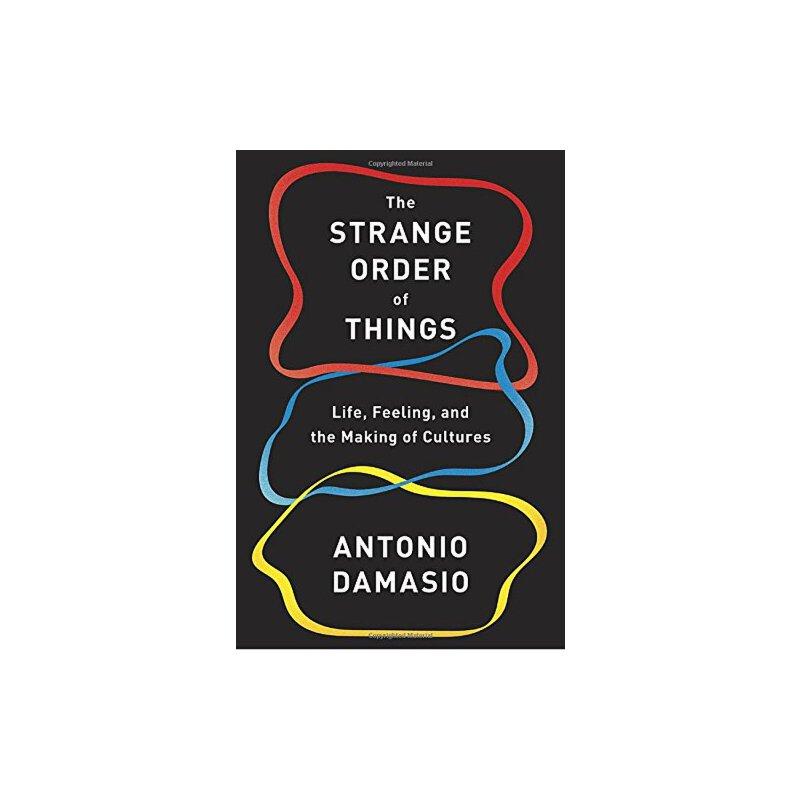 【现货】英文原版 事物的奇怪秩序:生活、感受与文化的形成 The Strange Order of Things 知名神经科学家达马西奥新作 Antonio Damasio 国营进口!品质保证!