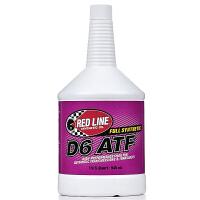 美国原装红线Redline汽车多酯类全合成自动变速箱油D6 ATF齿轮油6速波箱油