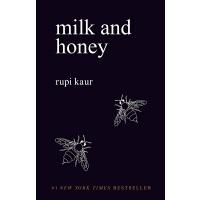 【中商原版】牛奶与蜂蜜 英文原版 Milk and Honey Rupi Kaur 露比・考尔 自传体诗集 诗歌 丁丁