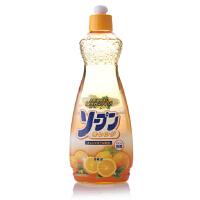 家洁优 橙香果蔬 餐具洗洁精