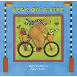 【预订】Bear on a Bike