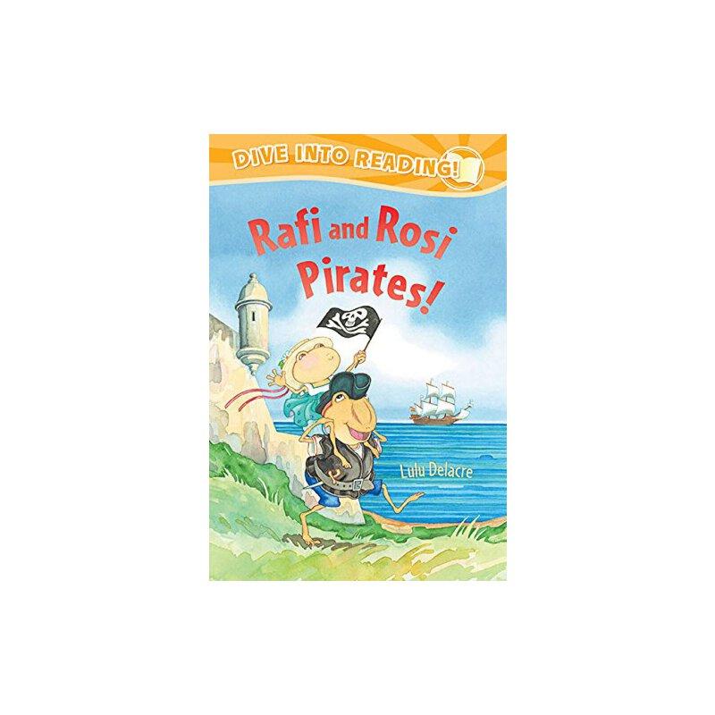 【预订】Rafi and Rosi Pirates! 预订商品,需要1-3个月发货,非质量问题不接受退换货。
