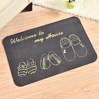 【3折直降】卡通印花刺绣卡通KT地垫印花门垫进门垫蹭土防滑垫