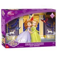 古部迪士尼拼图 索菲亚小公主拼图益智玩具200片 儿童益智玩具