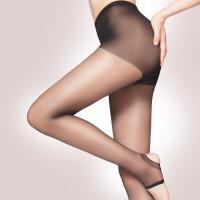 丝袜连裤袜款女肉黑色春秋季夏天隐形打底袜子防脱