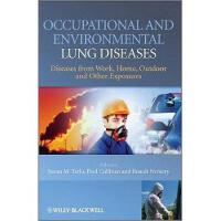 【预订】Occupational and Environmental Lung Diseases: Diseases