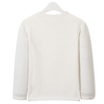 【领卷:79元选3】加菲猫女童外套针织开衫GGM17438