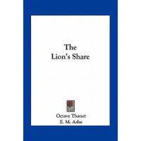 【预订】The Lion's Share 9781163720684