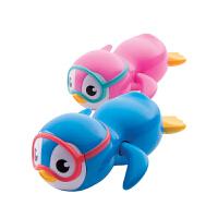 【当当自营】满趣健(munchkin)自由泳小企鹅 儿童洗澡玩具 宝宝戏水玩具玩水玩具 发条玩具游泳玩具沐浴玩具