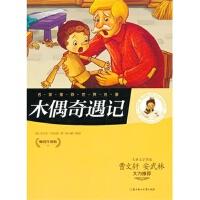 (彩图版)名家推荐世界名著:木偶奇遇记 (意)科洛迪,刘小骥译 9787538579185