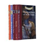 开始读经典:侦探与惊悚系列5册套装 英文原版 Classic Starts 巴黎圣母院 歌剧魅影 福尔摩斯 经典儿童文