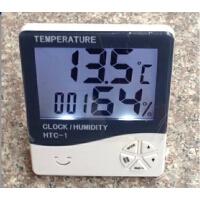 简约便捷电子数字干湿温度计室内温湿度计家用台式温度表生活日用