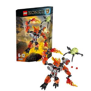 [当当自营]LEGO 乐高 生化战士系列 烈焰守卫者 积木拼插儿童益智玩具 70783