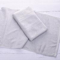 竹纤维运动毛巾吸汗健身房跑步冷感擦汗冰感羽毛球加长浴巾