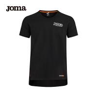 JOMA荷马短袖T恤男士夏季新款透气休闲舒适运动上衣男T满200减40