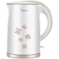 (支持礼品卡支付)【美的官方旗舰店】Midea美的电水壶 WH517E2b 1.7升