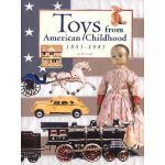【预订】Toys from American Childhood: 1845-1945