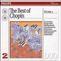[现货]进口原版 CD The Best of Chopin 肖邦钢琴小品集 PHILIPS