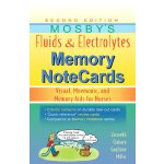 Mosby's Fluids & Electrolytes Memory NoteCards: Visual, Mne
