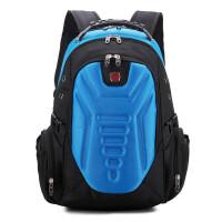 新款双肩15.6寸笔记本电脑背包 耳机线数据线旅行包 15寸
