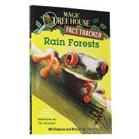 Magic Tree House Research Guide #5: Rain Forests 神奇树屋小百科系列5
